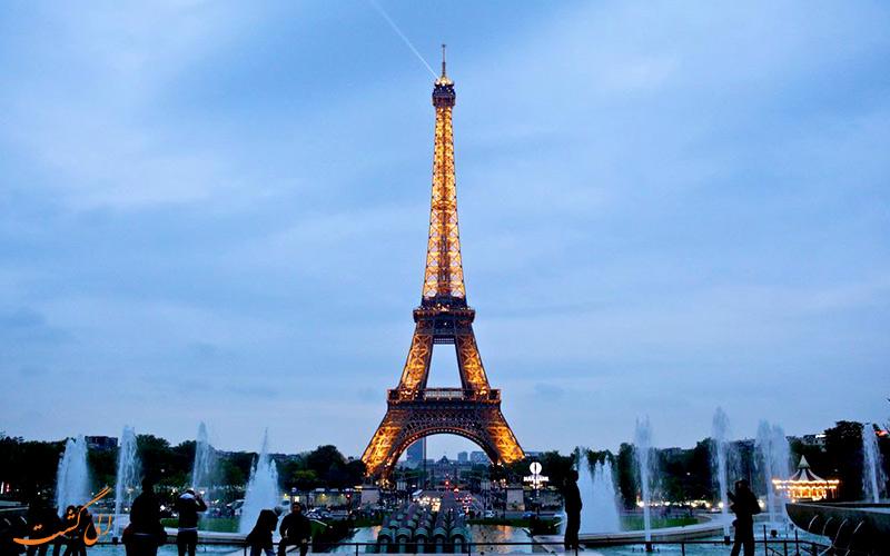 هتل دو سورس پاریس- جاذبه های نزدیک