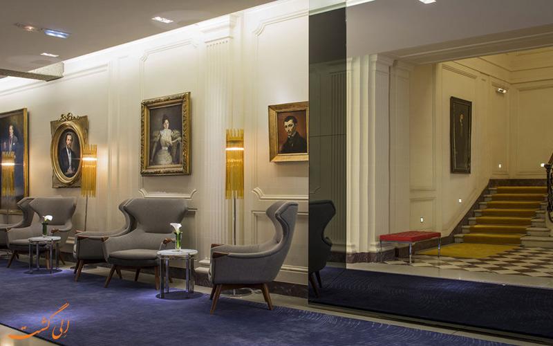هتل دو سورس پاریس | Hotel De Sers