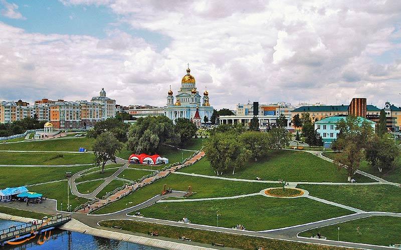 آشنایی با شهر سارانسک