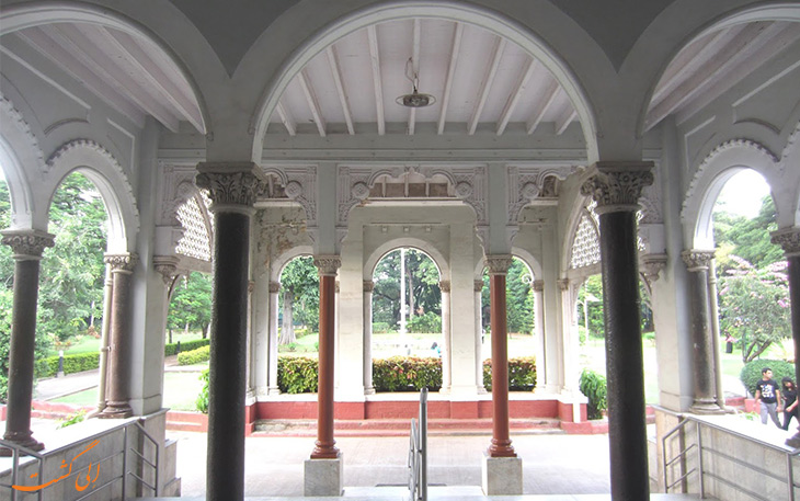 معماری کاخ آقاخان