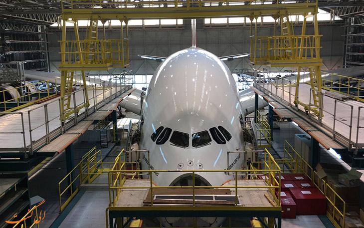 هواپیمای ایرباس امارات