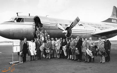قدیمی ترین شرکت های هواپیمایی جهان