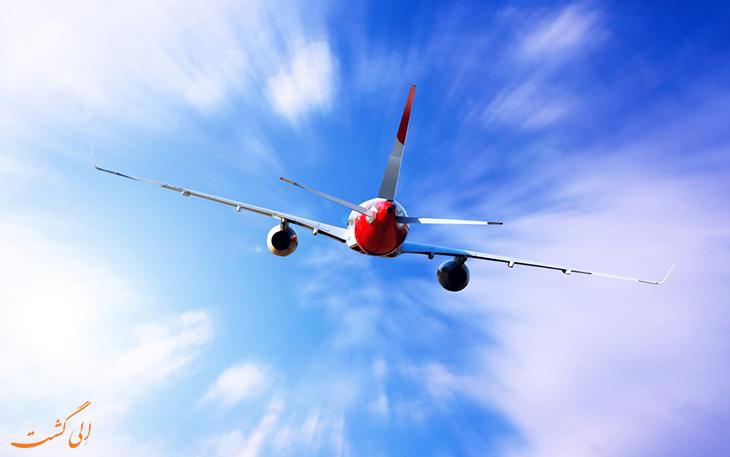 سرعت هواپیماهای مسافربری
