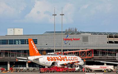 حمل و نقل فرودگاه هامبورگ