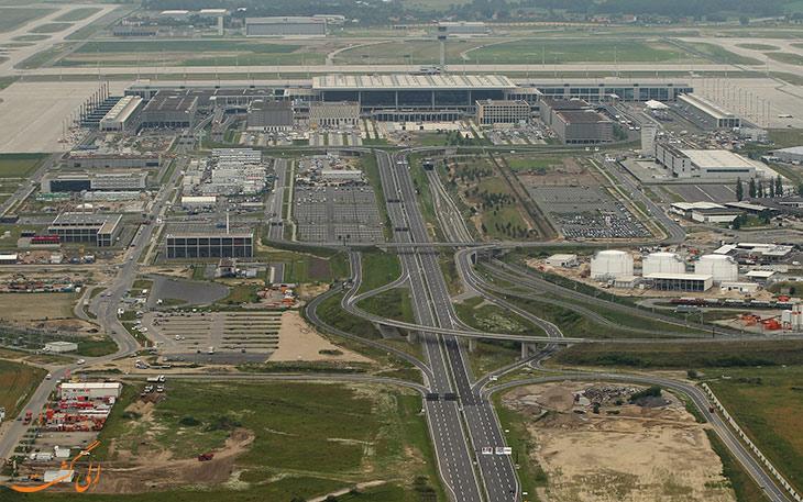 پروژه ساخت فرودگاه جدید برلین