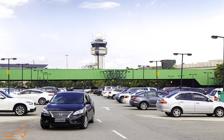 پارکینگ فرودگاه