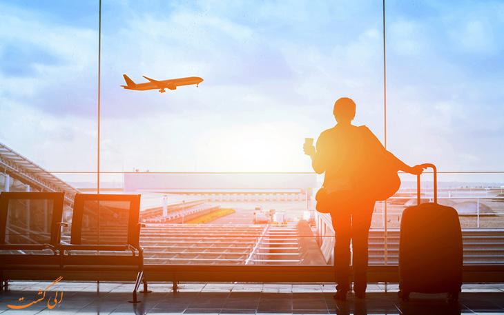 8 کار اشتباه در فرودگاه