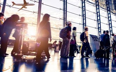نکاتی برای مراحل پرواز در فرودگاه