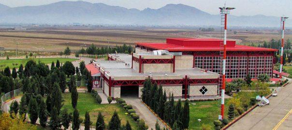 معرفی فرودگاه خرم آباد