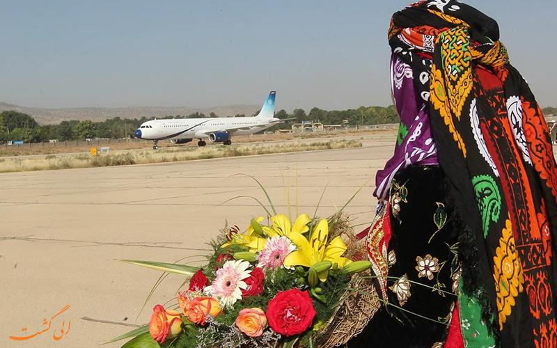 اطلاعات فرودگاه خرم آباد