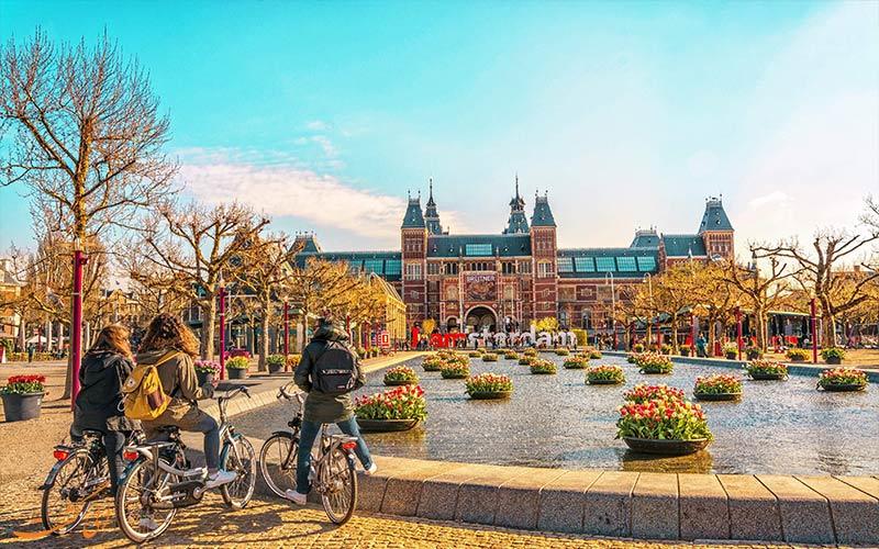 amsterdam- زندگی در هلند