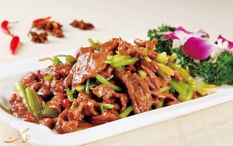 گوشت مخصوص هونان