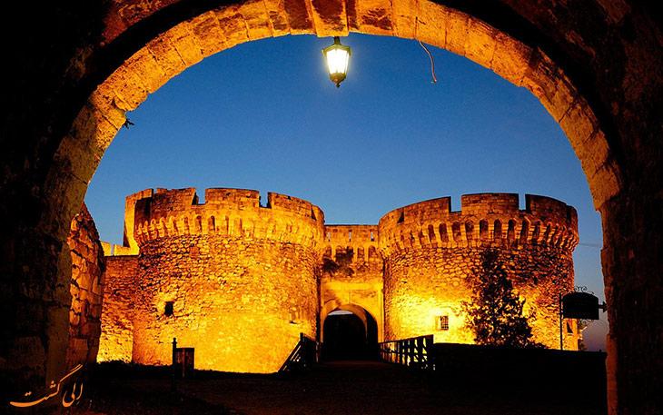 قلعه بلگراد و پارک کالامگدان