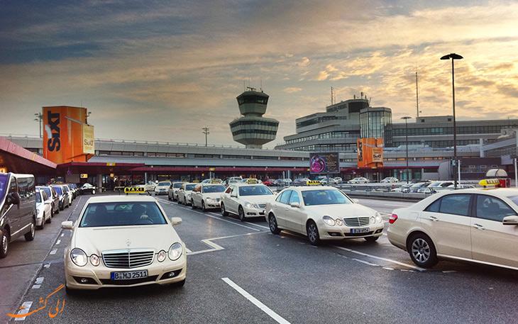 تاکسی فرودگاه برلین