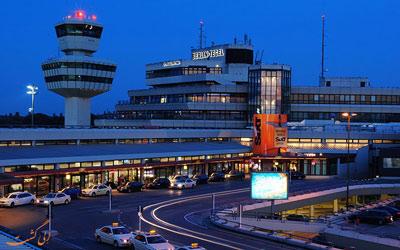 حمل و نقل فرودگاه برلین