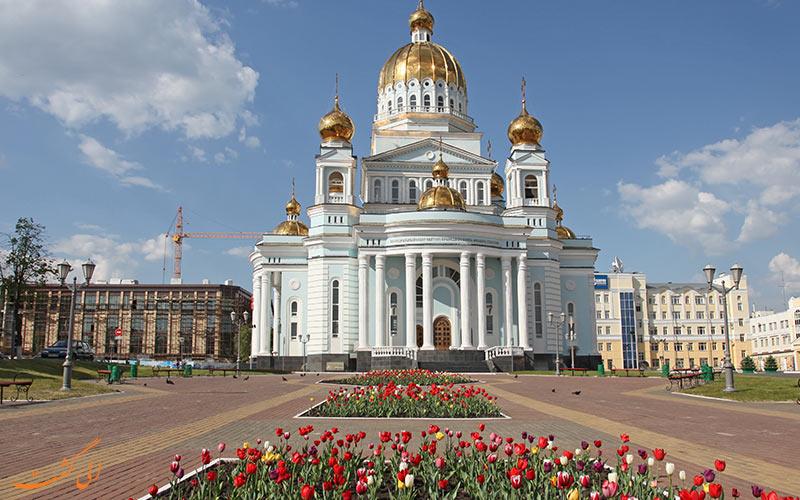 کلیسای جامع سنت فئودور اوشاکوف
