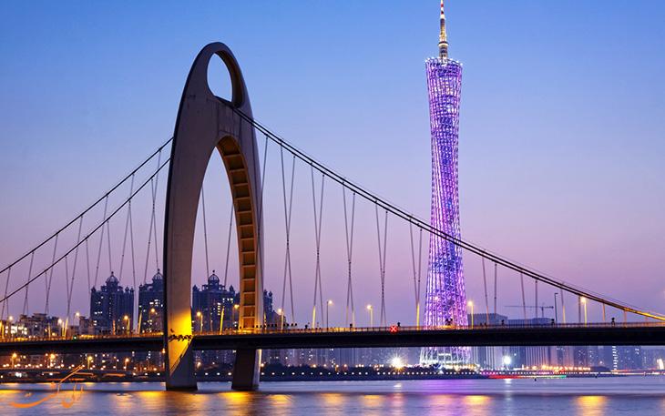 سفر به گوانجو چین