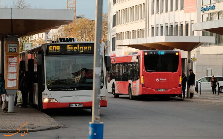 اتوبوس کلن