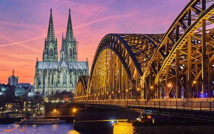 سفر به شهر کلن آلمان