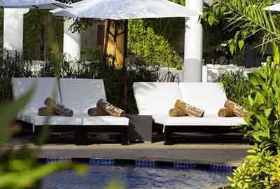 هتل کنراد در دبی