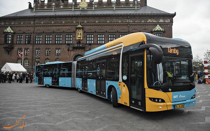 اتوبوس کپنهاگ