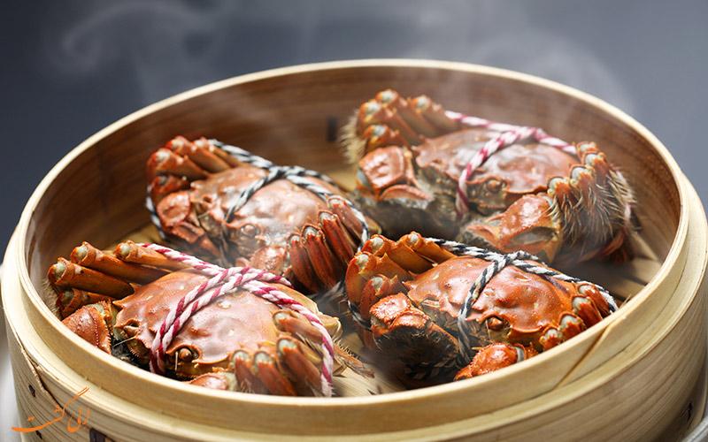 خرچنگ مودار