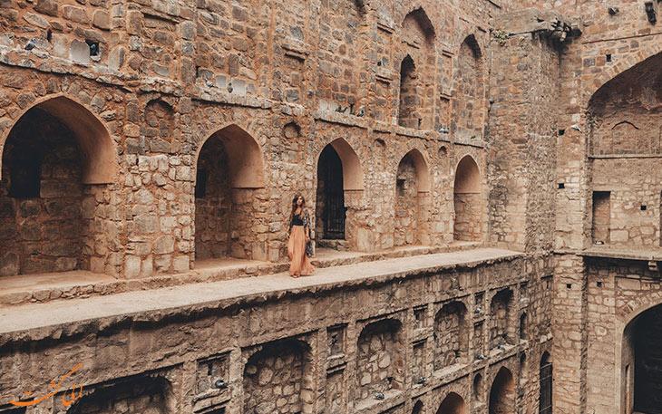 اسرارآمیزترین آب انبار هند