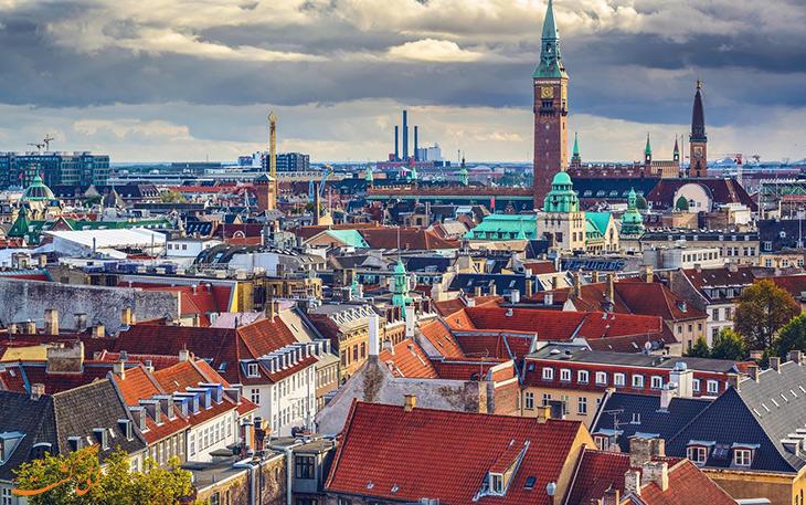 اطلاعات کلی کشور دانمارک