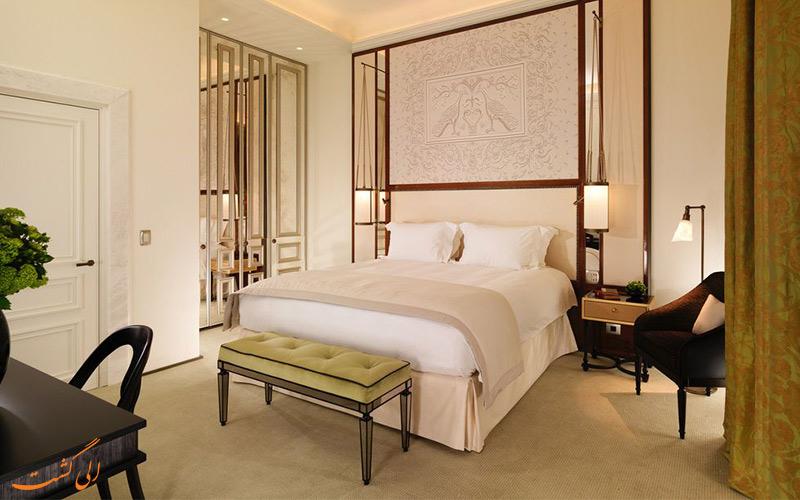 امکانات اتاق های هتل ادن رم