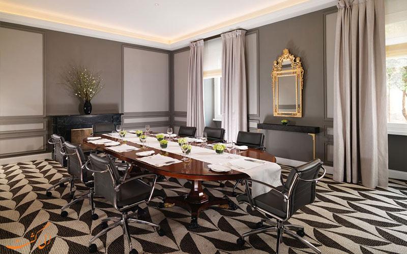 خدمات رفاهی هتل ادن رم- اتاق ملاقات