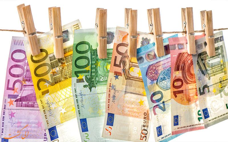 euros- دریافت ارز مسافرتی