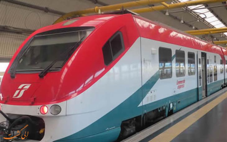 قطار اکسپرس فرودگاه رم
