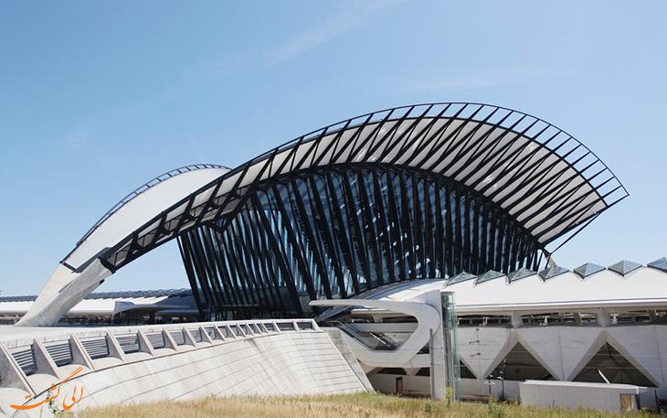 فرودگاه سنت اگزوپری لیون