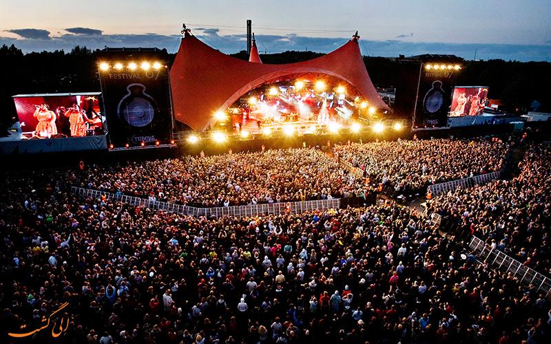 جشنواره های کشور دانمارک