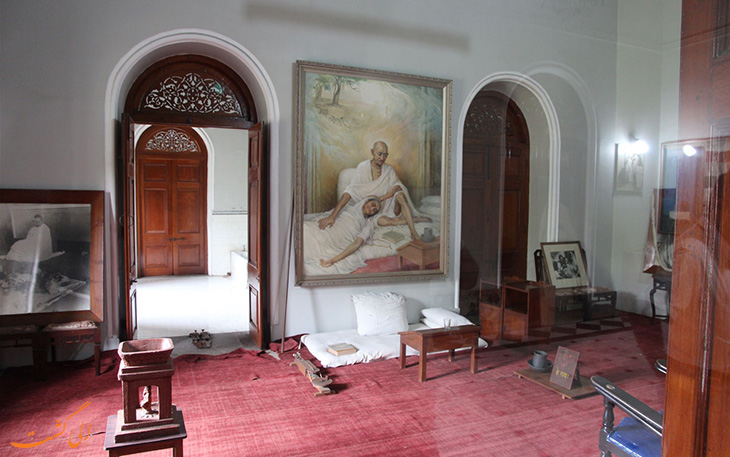 موزه گاندی در پونا