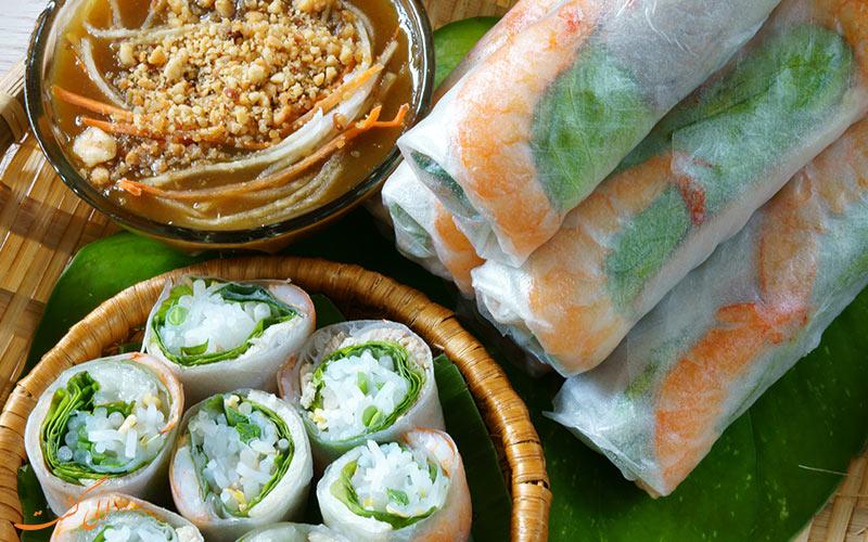 غذاهای هانوی