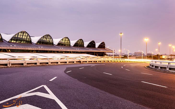 حمل و نقل فرودگاه گوانگجو