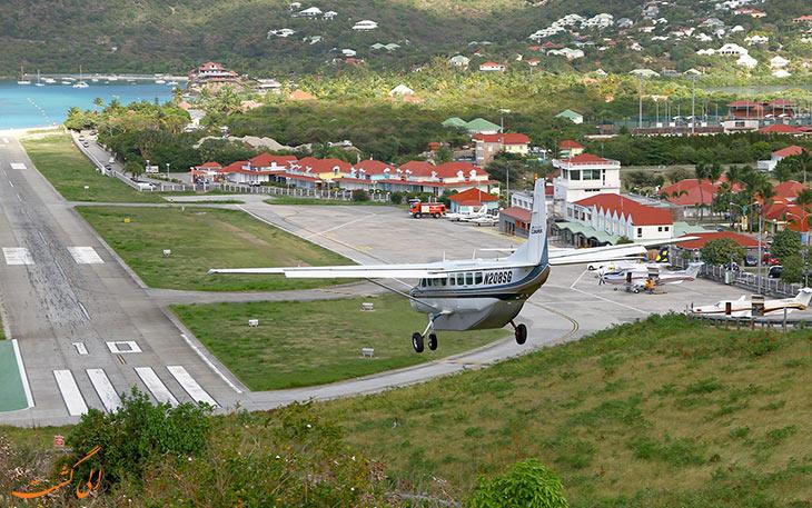 فرودگاه گوستاو 3