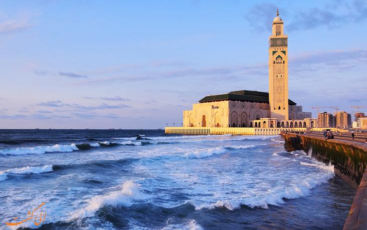 مسجد حسن ثانی مراکش