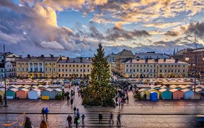 میدان بازار هلسینکی