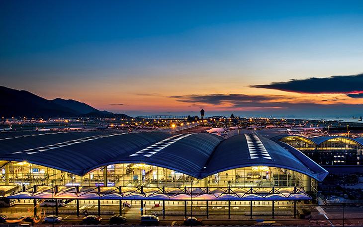 فرودگاه هنگ کنگ