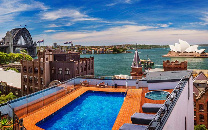 هزینه ی اقامت در شهر سیدنی