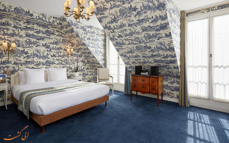 امکانات اتاق های هتل میفر پاریس