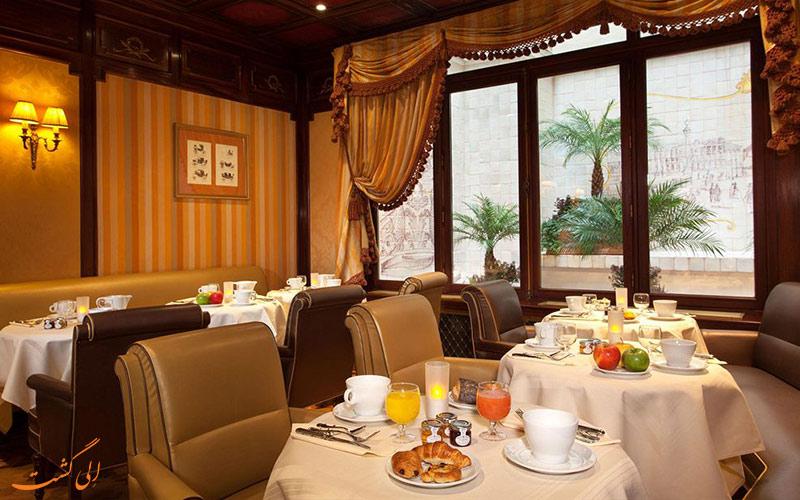 امکانات تفریحی هتل میفر پاریس- بوفه صبحانه