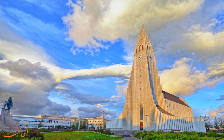 کلیسای ایسلند