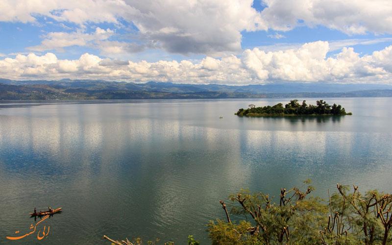 دریاچه سمی