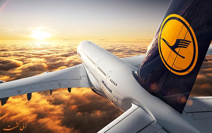 حقایقی در مورد هواپیمایی لوفت هانزا