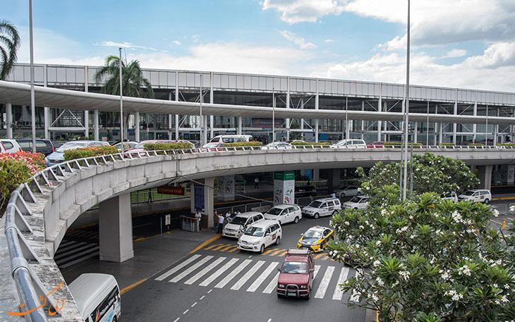 حمل و نقل فرودگاه مانیل