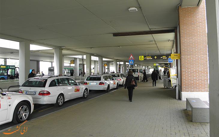 تاکسی فرودگاه مارکوپولو
