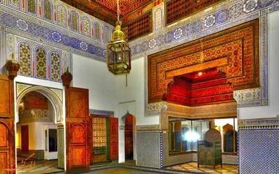 موزه دار سی سعید مراکش